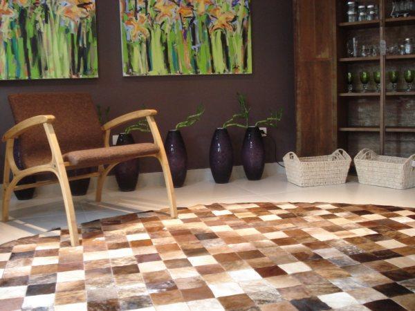 Couros decor window for Tapetes para sala de estar 150x200